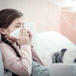 rinitis alergias niños