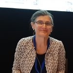 Pilar Aparicio habló de las listas de espera en la jornada de Sedisa.