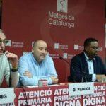 médicos catalanes