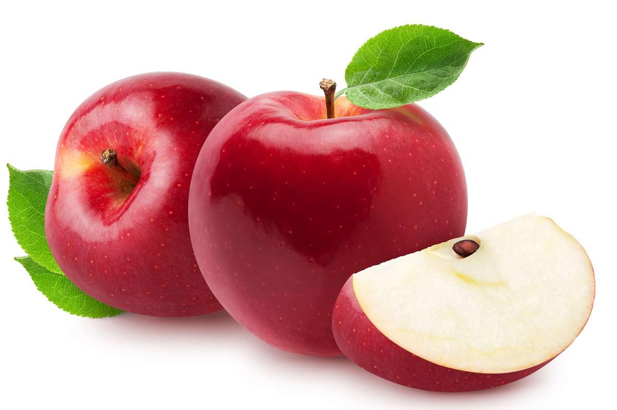 Las manzanas mantienen el colesterol en niveles adecuados y ...