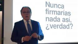 Ángel Luis Rodríguez de la Cuerda, secretario general de Aeseg.