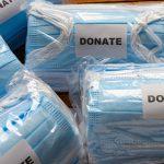 donaciones mascarillas