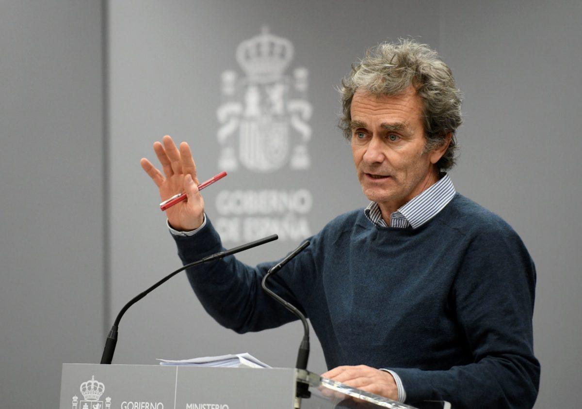 España mantiene riesgo moderado por coronavirus