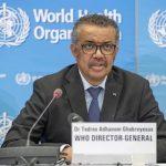 La inmunidad preocupa a la OMS, que dirige Tedros Adhanom Ghebreyesus.