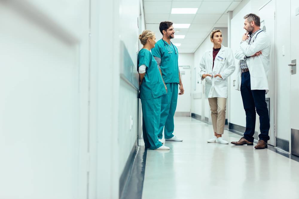 vuelta a la normalidad en la gestión sanitaria