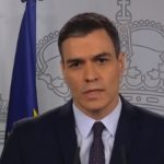 Pedro Sánchez anuncia el confinamiento hasta el 25-A.