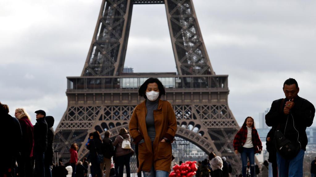 Francia registra un repunte de fallecidos y en China no se ha producido  ninguna muerte - El médico interactivo