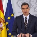 La prórroga del estado de alarma está siendo valorada por Pedro Sánchez.