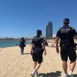 Los riesgos asociados a la COVID-19 en la playa se relacionan con la interacción entre personas.