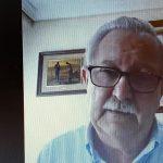 """""""Las profesiones sanitarias hemos estado muy alejadas de la toma de decisiones"""", según denuncia Serafín Romero."""