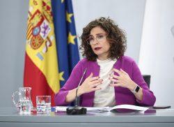 Montero advierte sobre el riesgo de transmisión