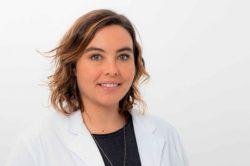 Ana Vivancos, investigadora del VAll d'Hebron, donde han desarrollado un programa de diagnóstico en cáncer