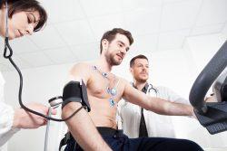 pruebas médicas de cardiología