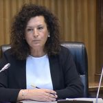 Josefa Cantero, presidenta de SESPAS.