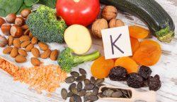 Niveles de vitamina K