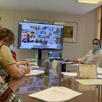 Reunión de la Comisión de Salud Pública