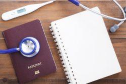 Documentación de un residente para trabajar en el extranjero