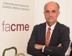 Antonio Zapatero, presidente de FACME.