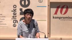Iriarte, de EH-Bildu pone la Sanidad en el centro de las elecciones vascas