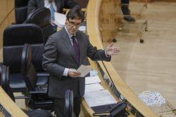 ministro de Sanidad Salvador Illa