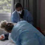 Imagen de archivo. CSIF sugiere derivar pacientes al sector privado para evitar el colapso