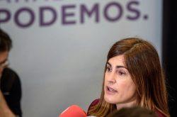 Miren Gorrotxategui, candidata por Elkarrekin Podeos
