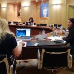 Reunión del grupo de trabajo de terapias avanzadas