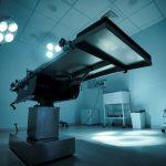 sala de autopsias Medicina Forense