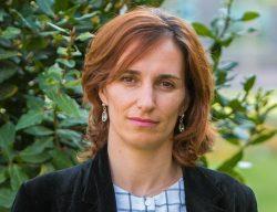 Mónica García, diputada de Más Madrid en la Asamblea.