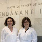 doctoras grupo de Genómica del Cáncer de VHIO