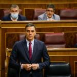 Pedro Sánchez, en Congreso tras la no aprobación de las medidas de la reconstrucción