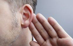 sordera en adultos