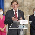 Ximo Puig anuncia la reactivación de la carrera profesional del personal sanitario