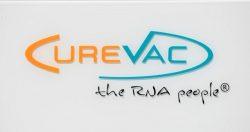 Logotipo de CureVac.
