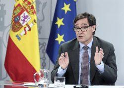 Salvador Illa, ministro de Sanidad, crea una Secretaría de Estado de Sanidad