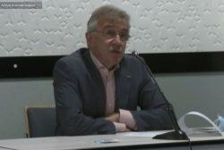 Aureliano Ruiz, presidente en funciones FEDE