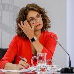 Montero en el Consejo de Ministros