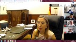 Ana Pastor, también considera que el mejor euro público invertido es en salud