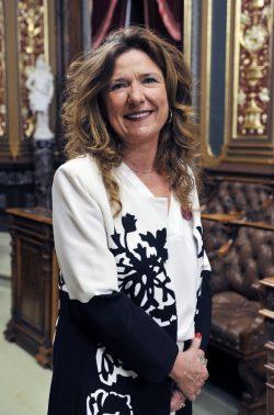 Sagardui, nueva consejera de Salud del País Vasco