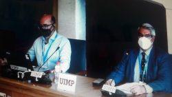 Los doctores Díez y Ortíz de Lejarazu