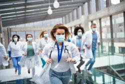 faltan profesionales de la Sanidad