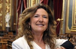 Gotzone Sagardui la nueva consejera de Salud del País Vasco