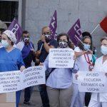 huelga médicos Madrid