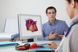 paciente con insuficiencia cardiaca