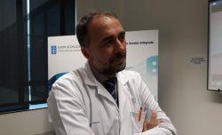 Julio García Comesaña, nuevo conselleiro de Sanidade de Galicia.