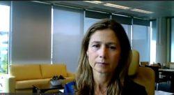 María Jesús Lamas, participante en el debate de la vacunación.
