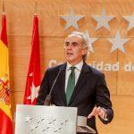 Madrid cubre 70 de las 323 plazas, según Ruiz Escudero.