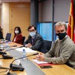 El acuerdo entre Gobierno y Madrid implicará limitar la movilidad en toda la capital si lo avalan las CC. AA.