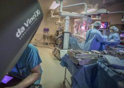 cirugía robotica