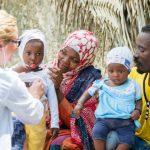 Cooperación internacional en África
